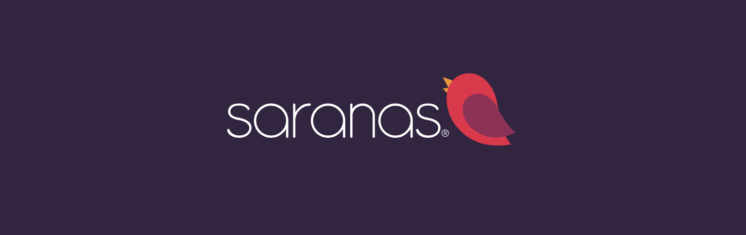saranas purple logo
